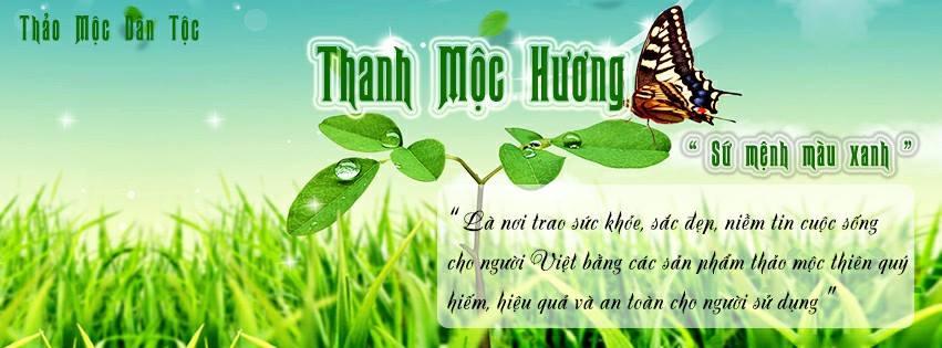 Banner Thanh Mộc Hương