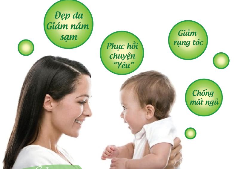 Phụ nữ mang thai và đang cho con bú có dùng được Mầm đậu nành Thanh Mộc Hương không