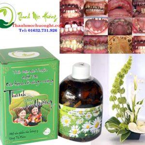 Thuốc trị sâu răng thanh mộc hương