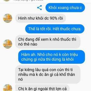Thuốc trị viêm xoang Thanh Mộc Hương