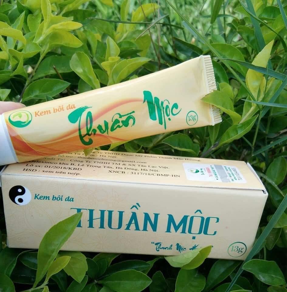 Thanh Mộc Hương trị chàm sữa an toàn cho bé bằng thảo dược