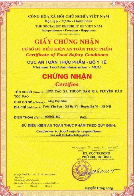 Rượu xoa bóp Thanh Mộc Hương