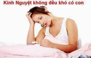 Chữa bệnh kinh nguyệt không đều bằng bài thuốc gia truyền Thanh Mộc Hương