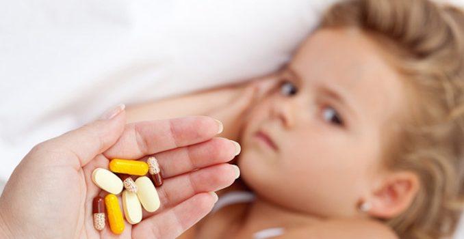 Cách chữa ho cho bé không dùng kháng sinh