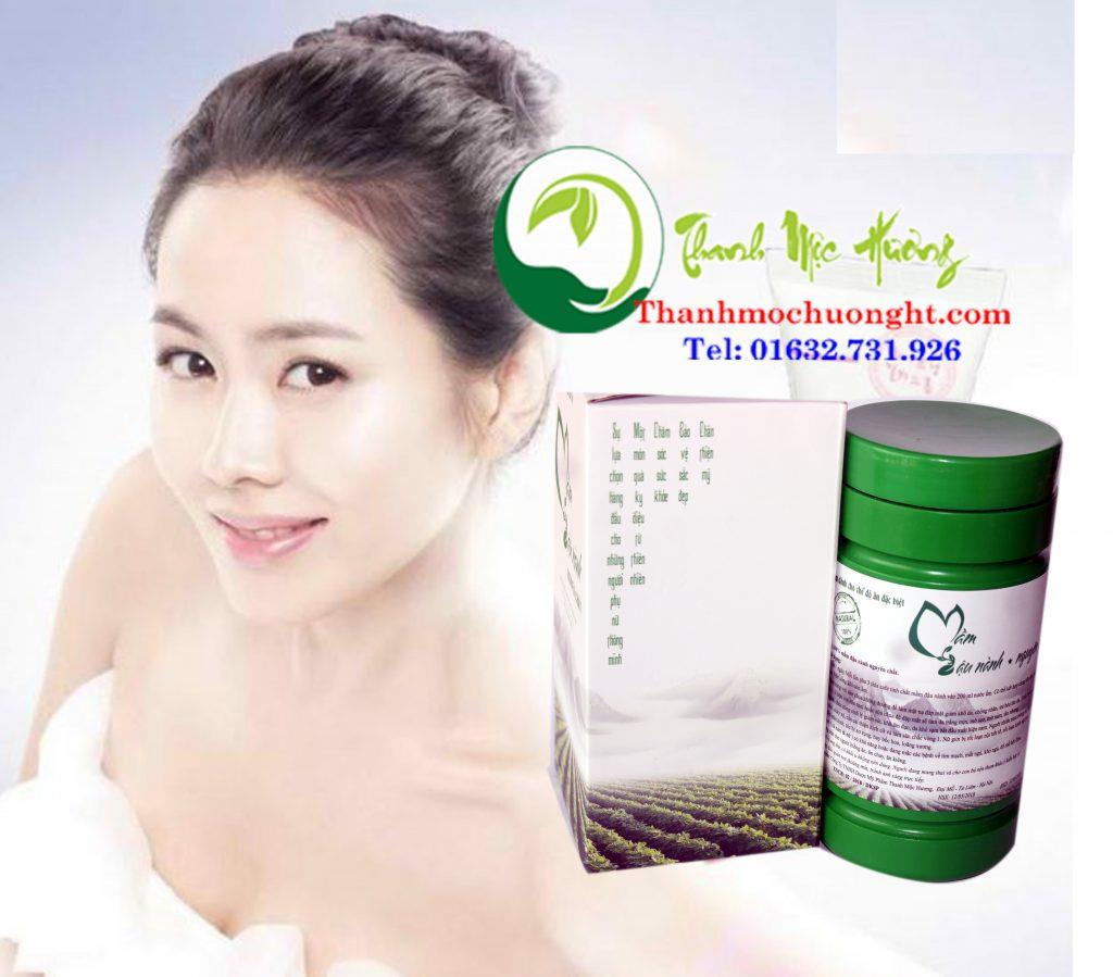 Công dụng của mầm đậu nành nguyên chất Thanh Mộc Hương