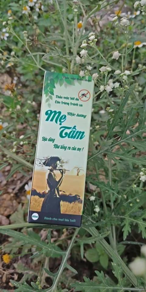 Thảo mộc bôi chống muỗi Mẹ Tấm Thanh Mộc Hương