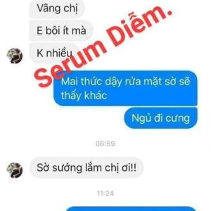 Serum Diễm Serum Dưỡng Da Đông Y Thanh Mộc Hương