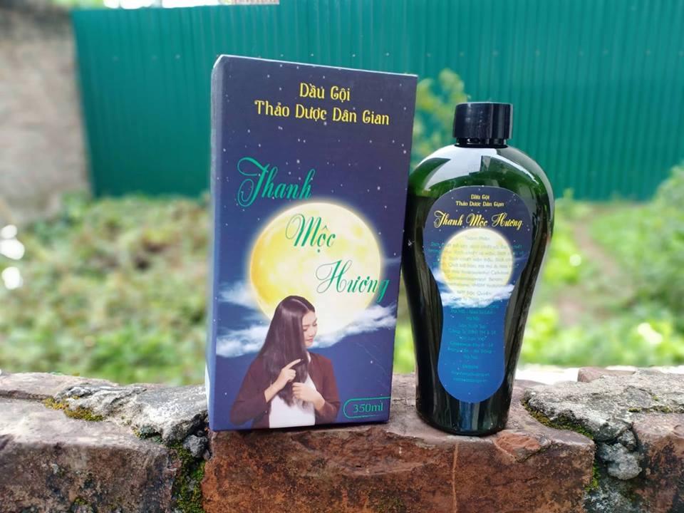 Dầu gội đầu thảo dược Thanh Mộc Hương - Tóc đẹp từ thiên nhiên