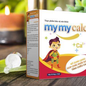 My My Calci Giúp Chắc Khỏe Xương Tăng Chiều Cao