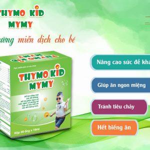Thymo Kid MyMy Nâng Cao Sức Đề Kháng Cho Bé