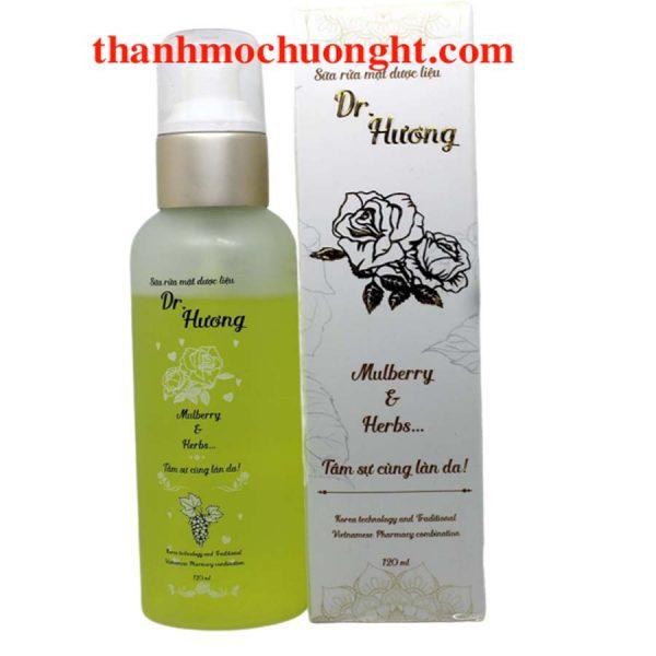 Sữa Rửa Mặt Thảo Dược Dr Hương Thanh Mộc Hương Chính Hãng