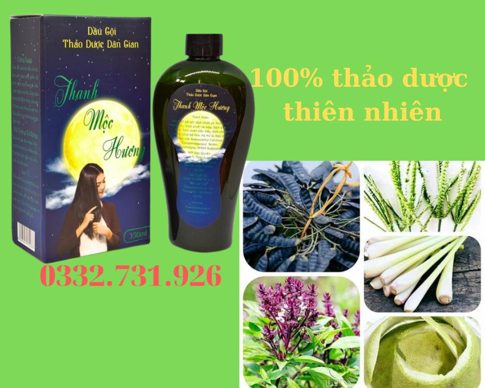 Thành Phần Trong Dầu Dội Thanh Mộc Hương 100% Thiên Nhiên