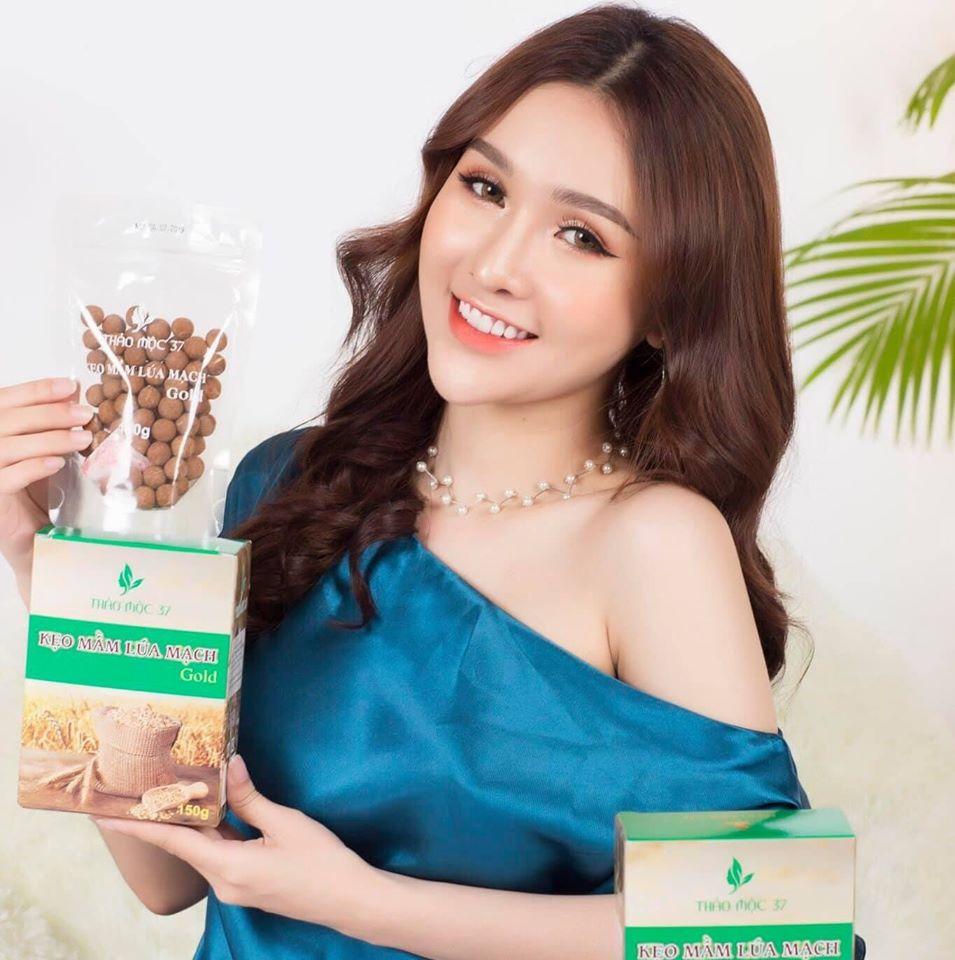 Kẹo Mầm Lúa Mạch Gold Thảo Mộc 37 - Bí Quyết Tăng Vòng 1 An Toàn