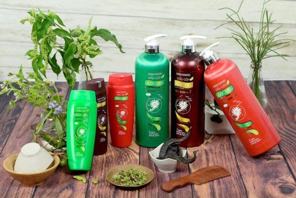 Dầu gội Thái Dương loại nào ngăn rụng tóc kích thích mọc tóc tốt nhất?