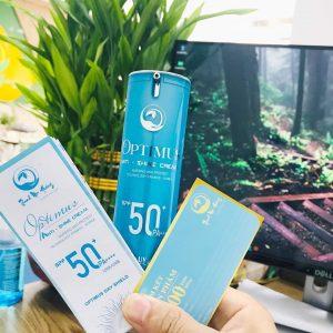 em Chống Nắng Thanh Mộc Hương Anti Shine Cream 100% Thiên Nhiên